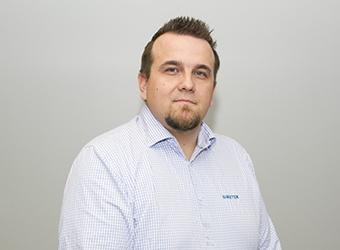 Simetek Works Oy Pasi Knuuttila, suunnittelupäällikkö, mekaniikkasuunnittelu