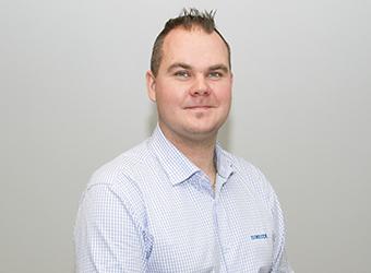 Simetek Works toimitusjohtaja Timo Roivainen